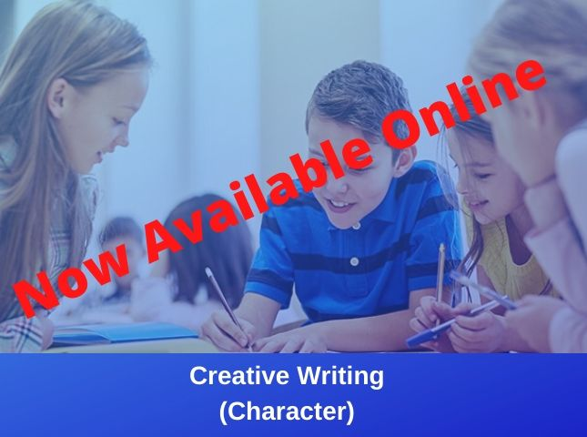 Creative Writing Character Online