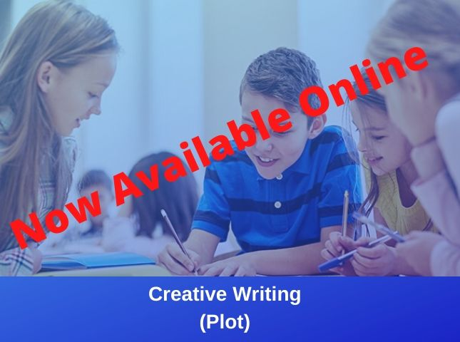 Creative Writing Plot Online