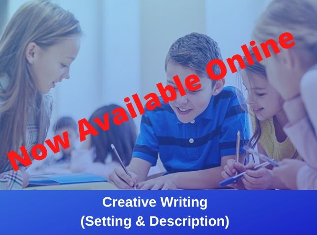 Creative Writing Setting Online