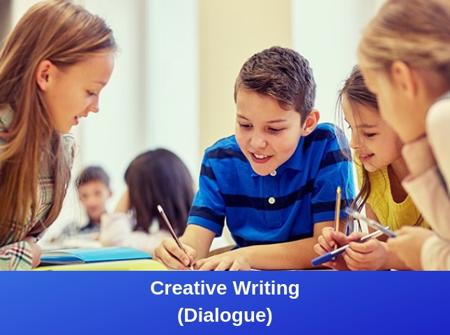Creative Writing Dialogue