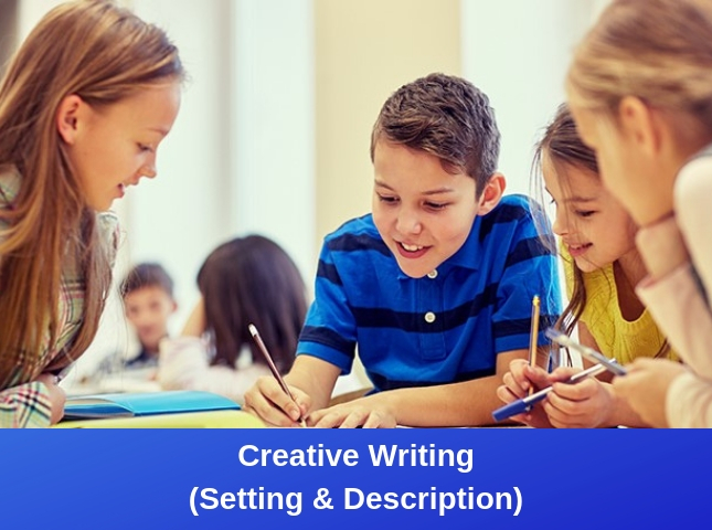 Creative Writing Setting And Description