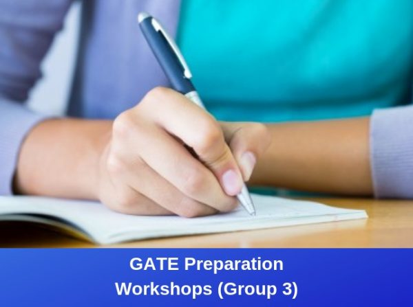 GATE Preparation Workshop 3