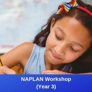 NAPLAN Workshops Year 3