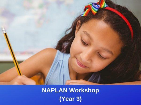 Year 3 NAPLAN Workshop