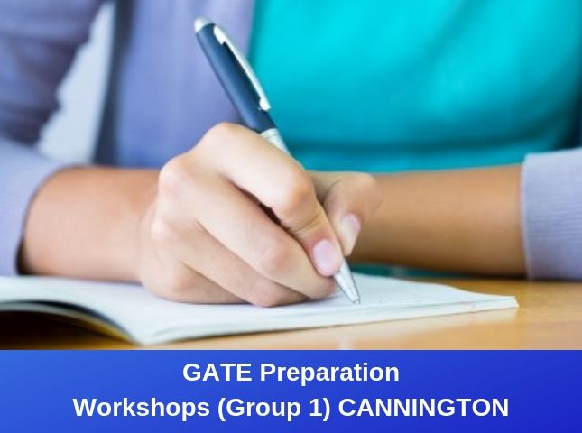 GATE Preparation Workshops (Group 1) – Cannington