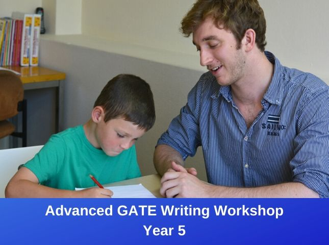 Advance GATE Writing