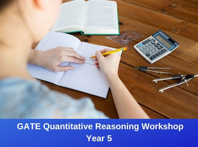 GATE Quantitative Reasoning Workshop